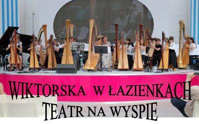 Wiktorska Harp Open w Łazienkach