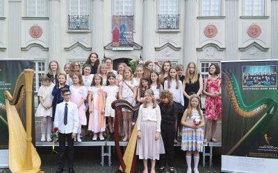 Nadzwyczajny koncert Stowarzyszenia Harfa Dzieciom