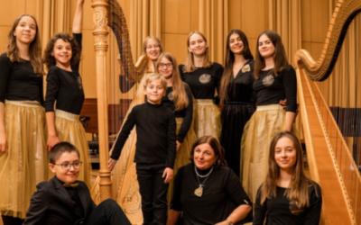 Sukces Wiktorska Harp Open
