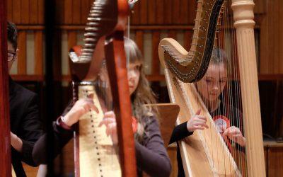 Wiktorska Harp Open na Uniwersytecie Muzycznym w Warszawie