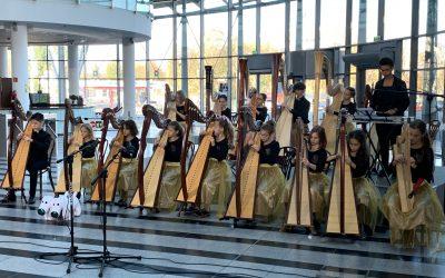 Zaproszenie na Światowy Kongres Harfy