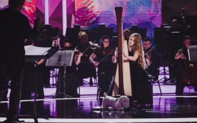 Zarina w Wirtuozi V4 + talent show